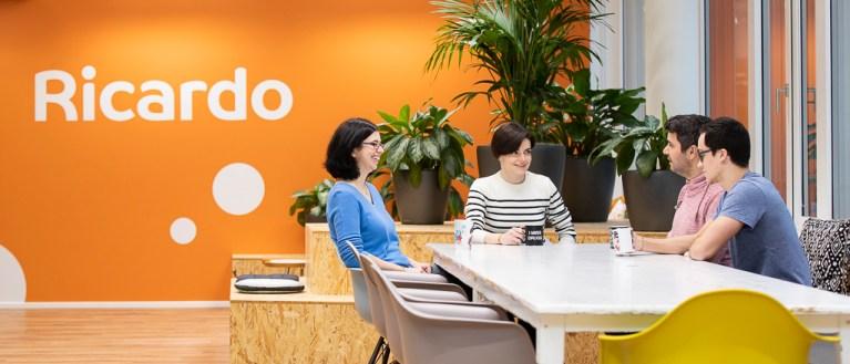 Ricardo, Zug, Office, HQ, Schweiz, Switzerland, Titel 2