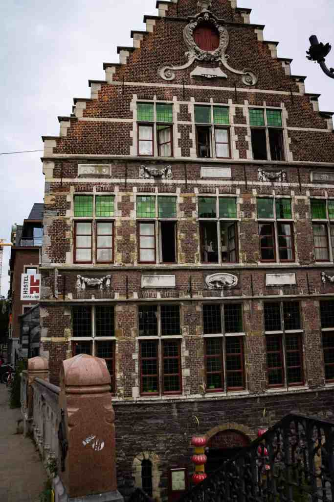 Hostel Uppelink Ghent Belgium