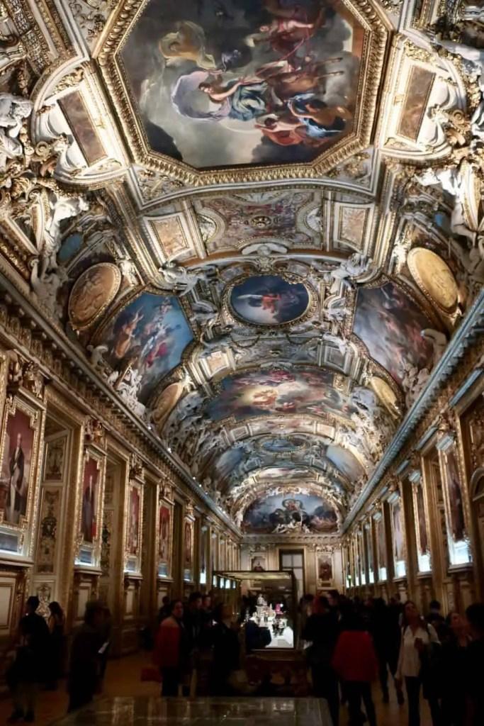 Louvre - Paris - Apollo Gallery