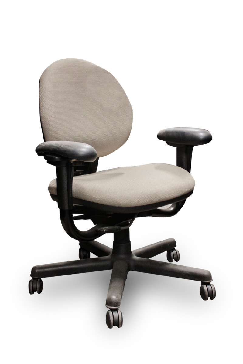 Steelcase Criterion Chair Steelcase Criterion Mid Back Task Khaki