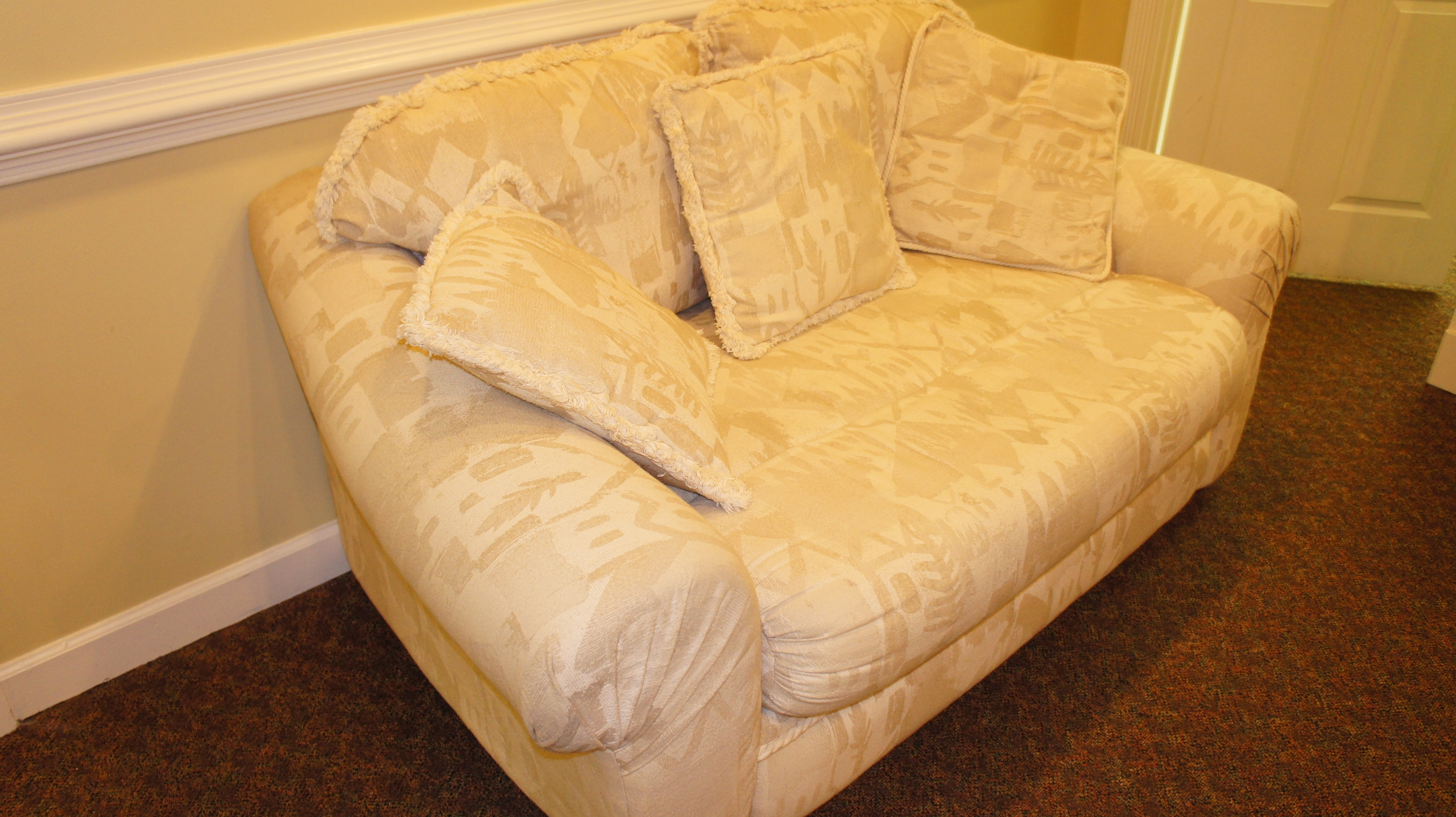 sofa liquidation sale comfortable bed ikea office couch loveseat and glass coffee table set alan