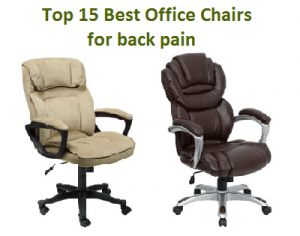 best office chair for back pain folding mechanism diagram top 15 chairs in 2018