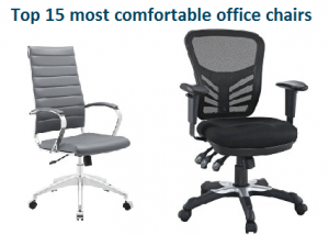 Top 15 Most Comfortable Office Chairs In 2020
