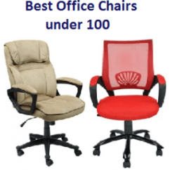 Desk Chair Under 100 Mesh Back The Best Office Chairs In 2018 Ultimate Guide