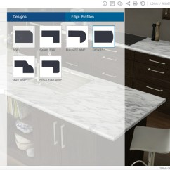 Kitchen Visualization Tool Bronze Faucet Pull Down Arborite Launches Visualizer For Virtual Design Officeinsight