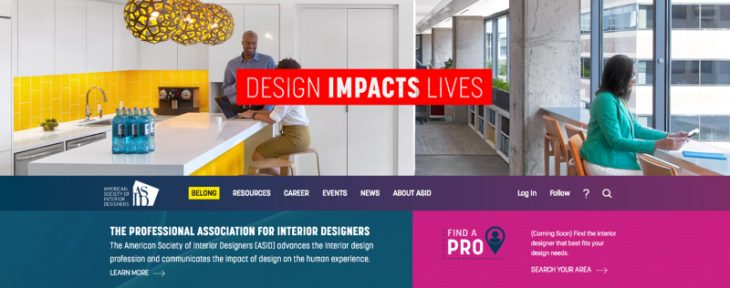 ASID Launches Redesigned And Enhanced Websites Officeinsight