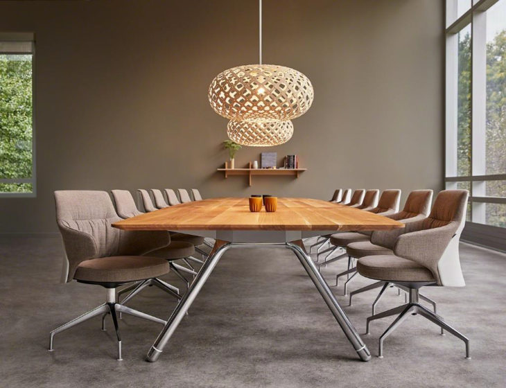 modern aluminum chair best toddler and table set new from coalesse – officeinsight
