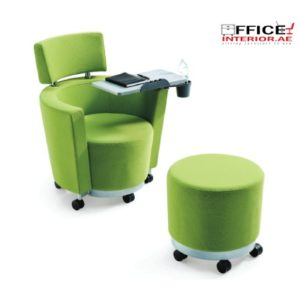 LEISURE Sofa PU School Chair
