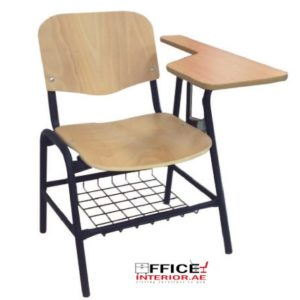 Magazine Basket School Chair