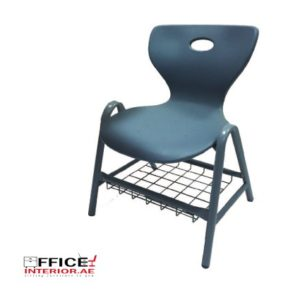 Metal Frame School Chair