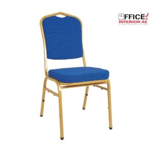 Multi Banquet Gold Chair