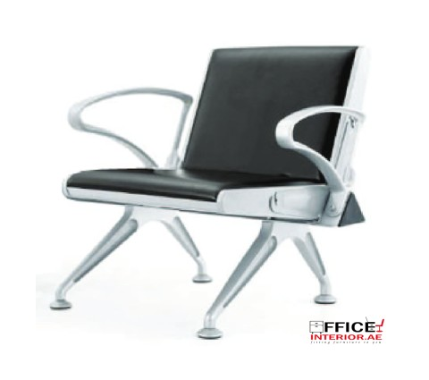 Pillar Single Seater Waiting Room Chair