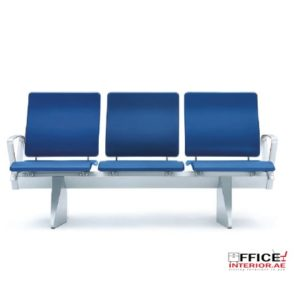 RANO 3 Seater Waiting Room Chair