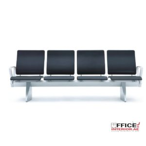 RANO 4 Seater Waiting Room Chair