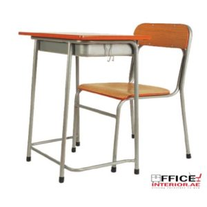 Secondary School Desk and Chair