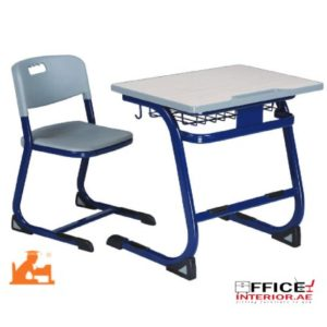 Stylish School Desk and Chair