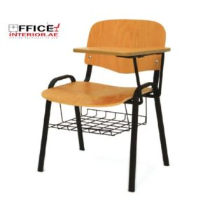 Wooden seat School Chair