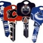 NHL Team Keys logo