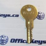 Wind Danbury W601 - W650 Series Code Keys