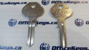 Ilco Key Blank 1092-7000