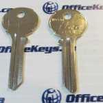 Ilco Key Blank 1033N