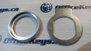 Olympus Lock T37NKIT Number Plate Ring Kit