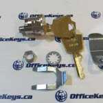 ESP/Hudson Lock PTR-656-02 Auth Mailbox Lock