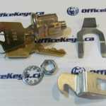 ESP/Hudson Lock PTR-656-24 Bommer Hook Mailbox Lock