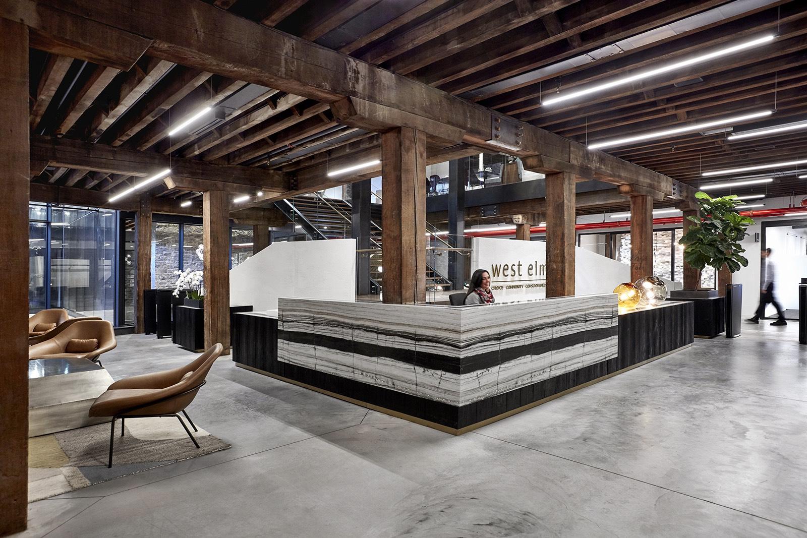 Inside West Elm's Sleek New Brooklyn Headquarters