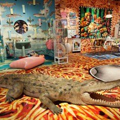 Kitschy Living Room The Candidate A Kitsch Explosion At Toiletpaper Paradise Office Magazine Visionaire 1 Jpg Itok Rqx0b Uk