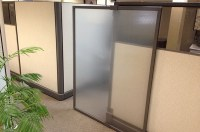 Cubicle Doors Sliding