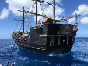 サヨナラ海賊船