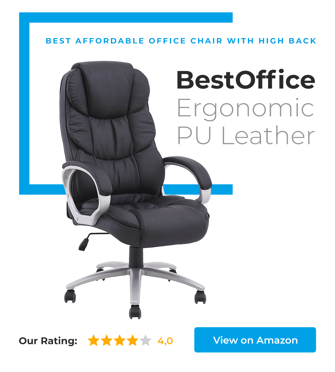 Best Affordable Office Chairs 14 New And Best Office Chairs In 2018 Under 100 200