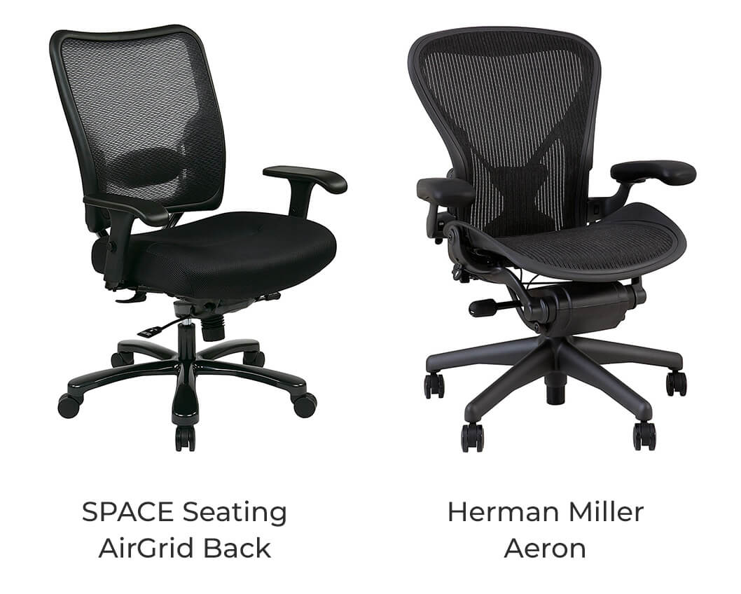 Workpro Commercial Mesh Back Executive Chair 4 Quality Herman Miller Alternatives That Are Also Cheap