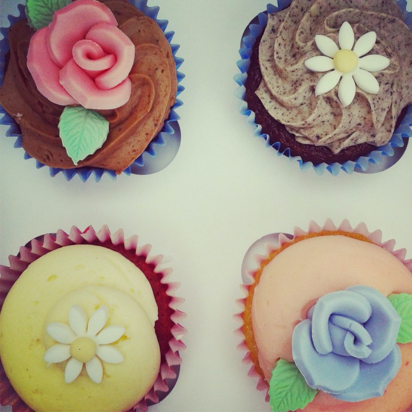 cup cakes - Office Mum