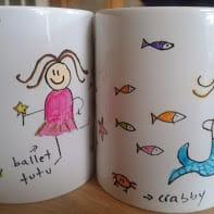 office mum photo colorines wonderful mug
