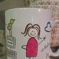 office mum colorines wonderful mug