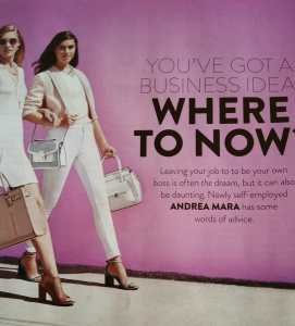 Image magazine - Andrea Mara - Office Mum