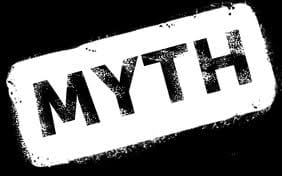 Office Mum post: word Myth