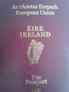 office mum photo: passport