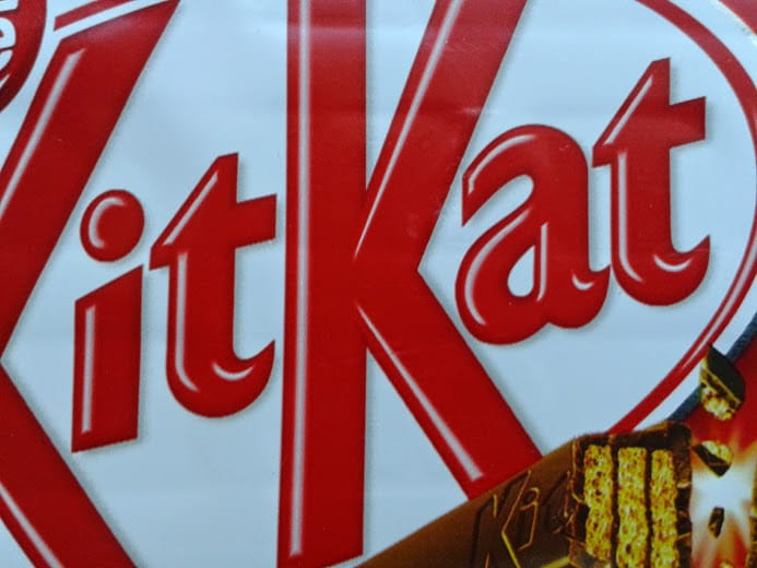 KitKat photo, office mum