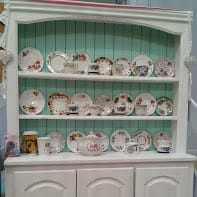 Office Mum: Princess Parlour Dresser