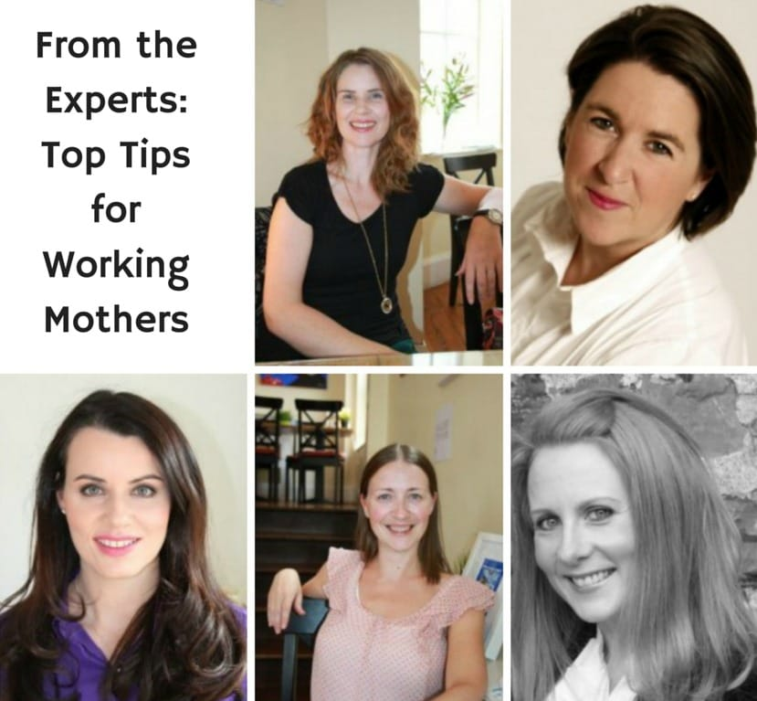 tips for working mothers - office mum