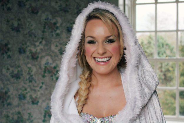 Snow Queen Malahide Castle Office Mum