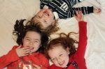 three kids - Office Mum