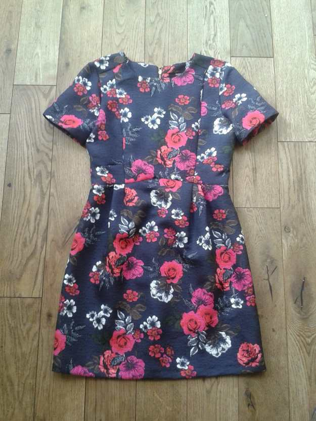 Oasis dress - office mum