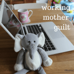 Working Mother Guilt - Office Mum