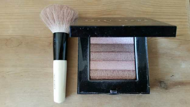 Office Mum - Bobbi Brown shimmer brick