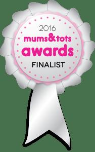 Mums & Tots finalist