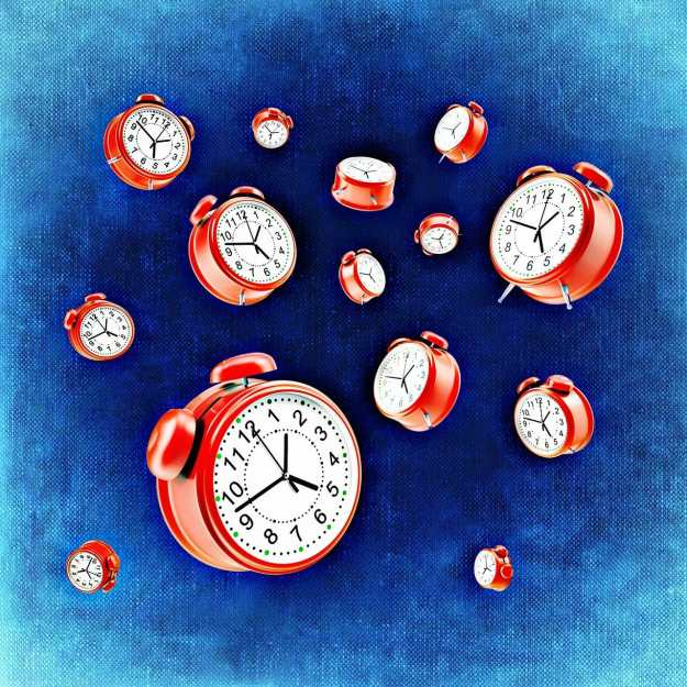 daylight savings - clocks - office mum